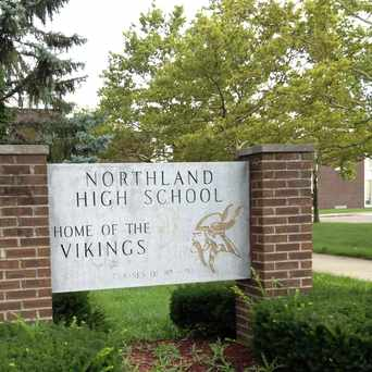 Photo of Northland High School in Forest Park East, Columbus