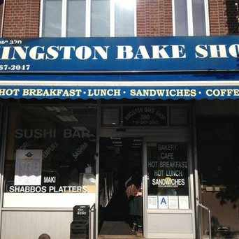 Photo of Kingston Bake Shop in Crown Heights, New York
