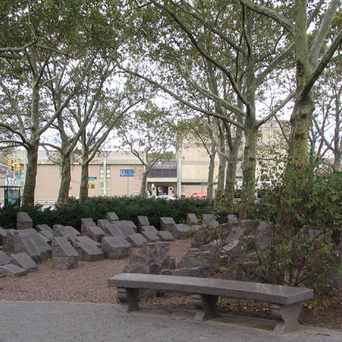 Photo of Holocaust Memorial Park in Sheepshead Bay, New York