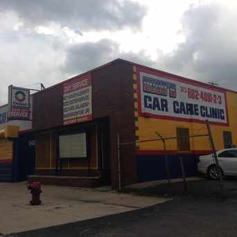 Photo of Hood's Car Care Clinic in Bagley, Detroit