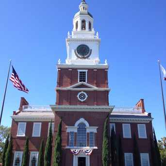 Photo of Independence Hall in Buena Park