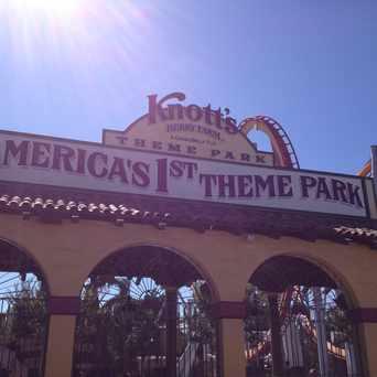 Photo of Knott's Berry Farm in Buena Park