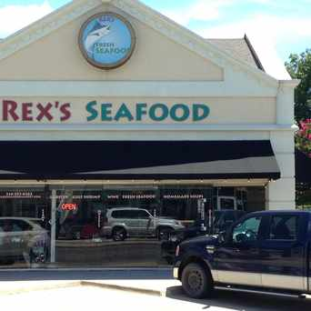 Photo of Rex's Seafood Market in Greenway Park, Dallas
