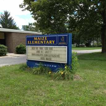 Photo of Maize Road Elementary School in Maize-Morse, Columbus