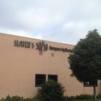 Photo of Slater's 50/50 in Midway District, San Diego