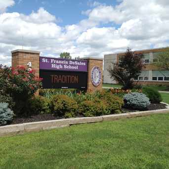 Photo of St Francis Desales High School in Maize-Morse, Columbus