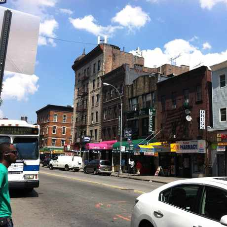 Photo of Melrose Ave in South Bronx, New York