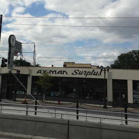 Photo of Ax-Man Surplus Stores in Hamline - Midway, St. Paul