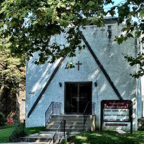 Photo of Wynnefield Baptist Church in Wynnefield, Philadelphia