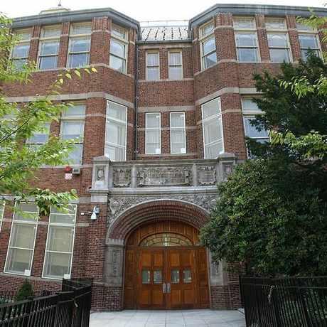 Photo of Daniel D. Tompkins School in Tompkinsville, New York