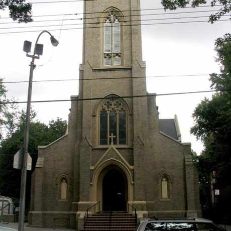 Photo of All Saints Church of God in Port Richmond, New York