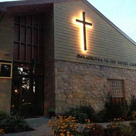 Photo of Philadelphia 7th Day Baptist Church in East Mount Airy, Philadelphia