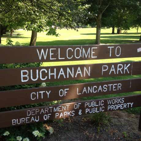 Photo of Buchanan Park in Lancaster