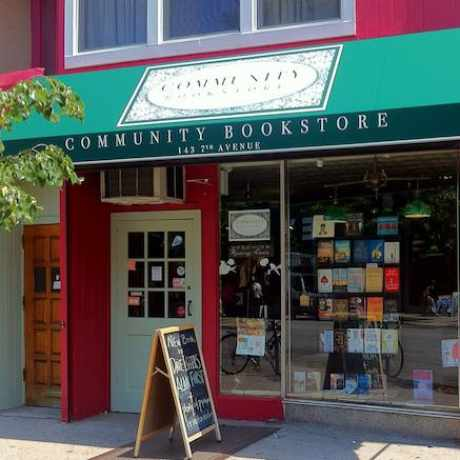 Photo of Community Bookstore in Park Slope, New York