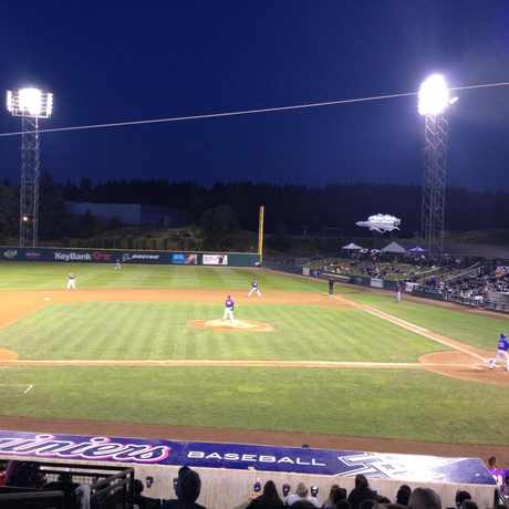 Photo of Cheney Stadium in Tacoma