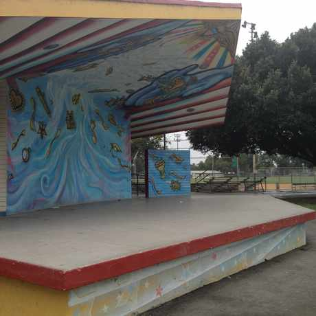 Photo of Memorial Park in Santa Ana