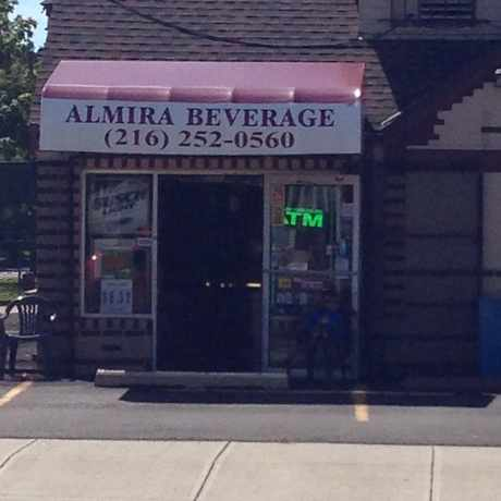Photo of Almira beverage in West Boulevard, Cleveland