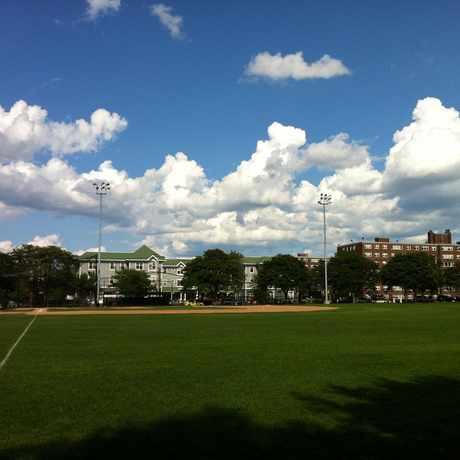 Photo of St Peters Field in Cambridge