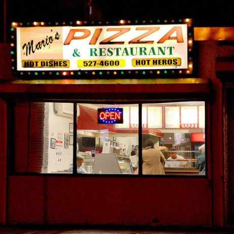Photo of Mario's Pizzeria in Rosedale, New York