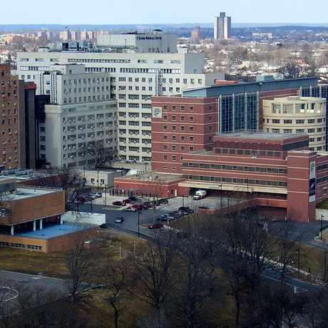 Photo of Jacobi Medical Center in Morris Park, New York