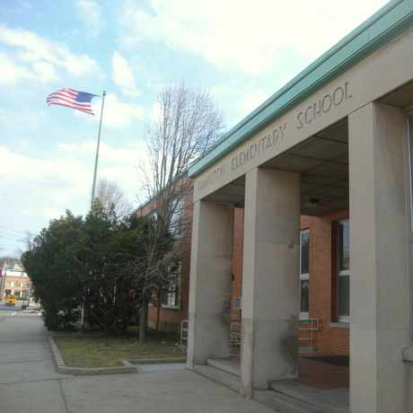 Photo of Hamilton School in Mount Vernon
