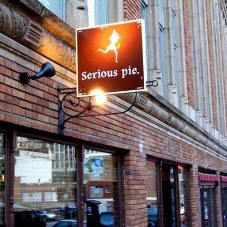 Photo of Serious Pie in Belltown, Seattle