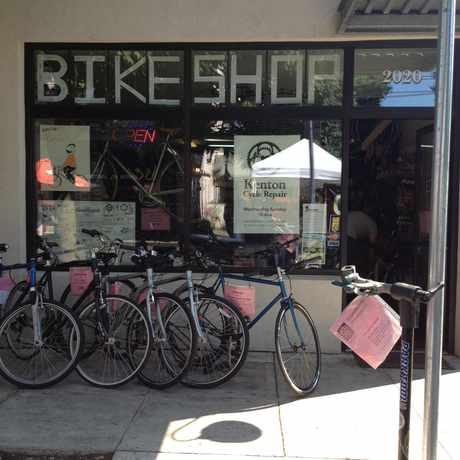 Photo of Kenton Cycle Repair in Kenton, Portland