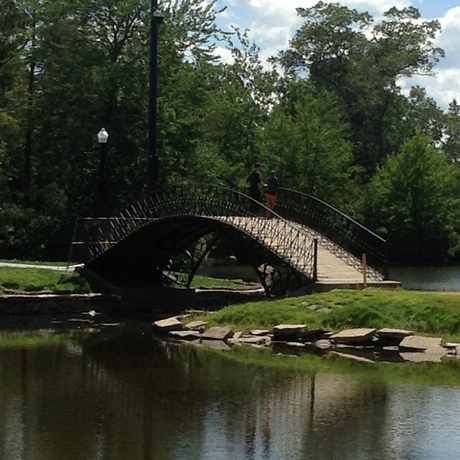 Photo of Elm Park in Newton Square, Worcester
