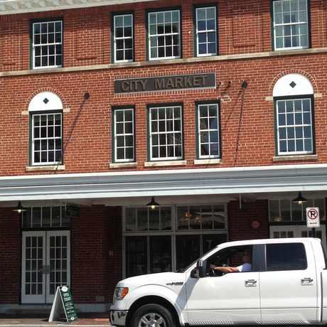 Photo of Historic Roanoke City Market in Downtown, Roanoke