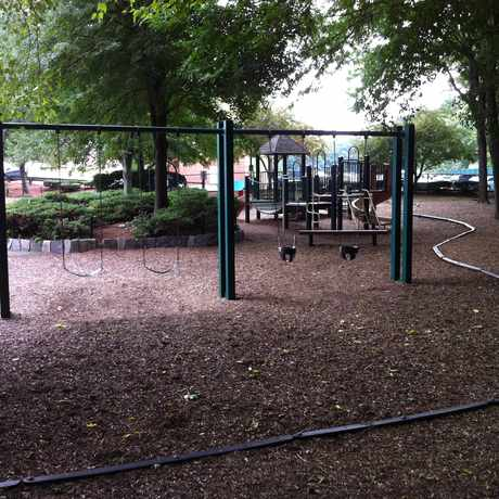 Photo of Rafferty Park Playground in Cambridge Highlands, Cambridge