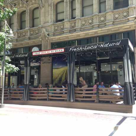 Photo of Chop House Burger in Downtown, Dallas