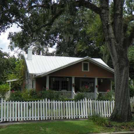 Photo of Bungalow houses #Thornton Park, Orlando, FL 32801 in Thornton Park, Orlando