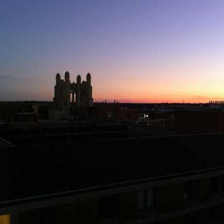 Photo of University of Iowa Hospitals and Clinics in Iowa City
