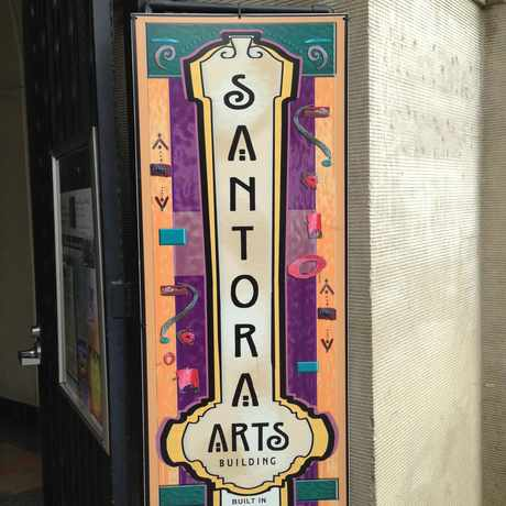 Photo of Santora Arts Building in Downtown, Santa Ana