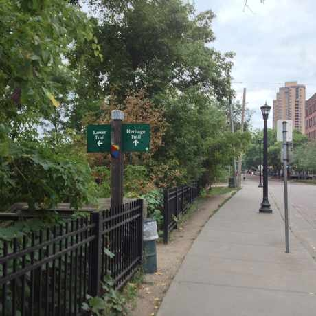 Photo of Heritage Trail in Marcy - Holmes, Minneapolis