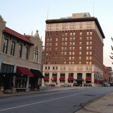 Photo of Lafayette Square in Downtown, Little Rock