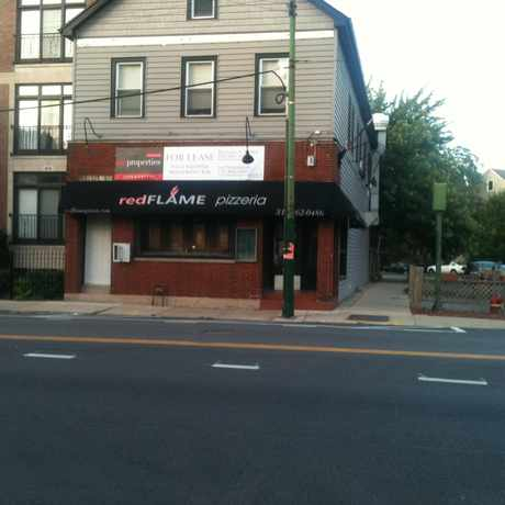 Photo of Red Flame Pizza in Bucktown, Chicago