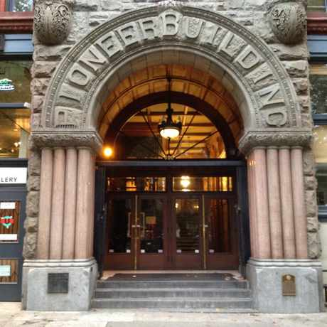Photo of Pioneer Building in Pioneer Square, Seattle