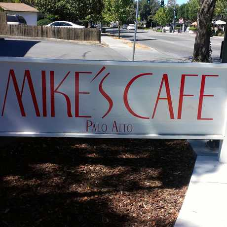 Photo of Mike's Cafe in Midtown Palo Alto, Palo Alto