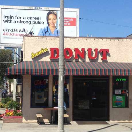 Photo of Sunrise Donuts in Central Long Beach, Long Beach