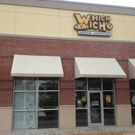 Photo of Which Wich Superior Sandwiches in RMMA, Austin