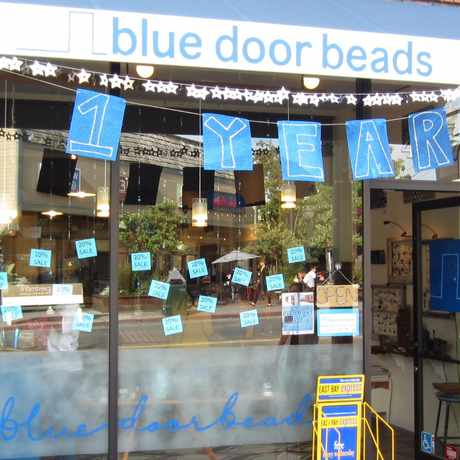 Photo of Blue Door Beads in Piedmont Avenue, Oakland