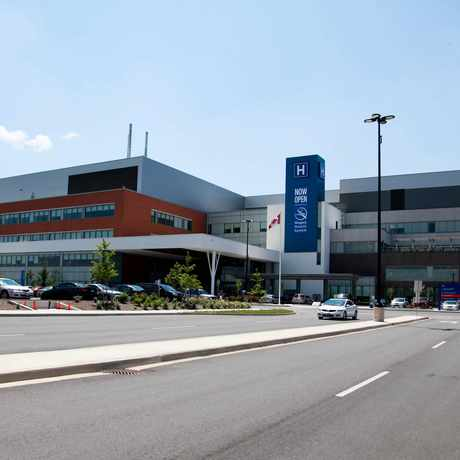 Photo of Niagara Health System in St. Catharines