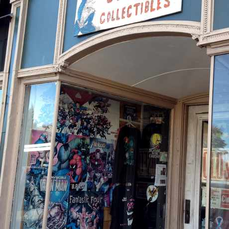 Photo of Jerry's Comics Collectibles in Beverly