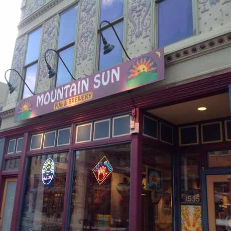 Photo of Mountain Sun Pub & Brewery in Boulder