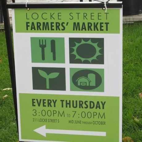 Photo of Farmers Market Locke Street Hamilton in Hamilton
