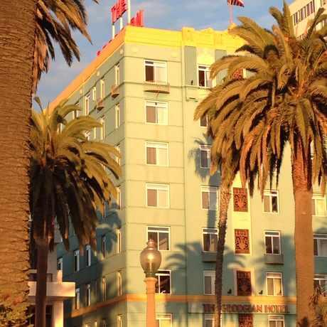 Photo of The Georgian Hotel in Santa Monica