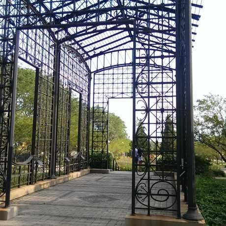 Photo of Cancer Survivors' Garden in Grant Park, Chicago