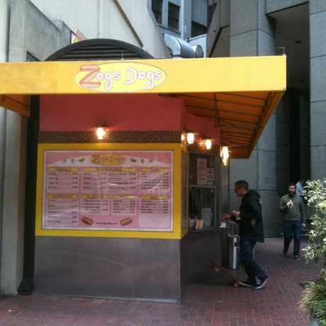 Photo of Zog's Dogs in Downtown-Union Square, San Francisco