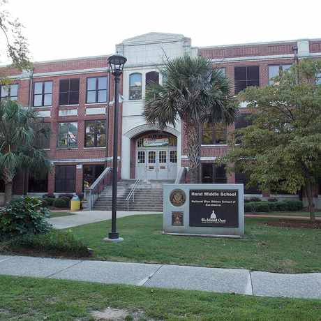 Photo of Hand Middle School in Columbia